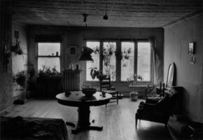 Walker Evans, 'Mary Frank's Bedroom, New York', 1959