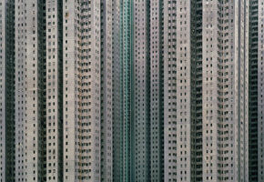 Michael Wolf (1954-2019), 'Architecture of Density #11', 2003
