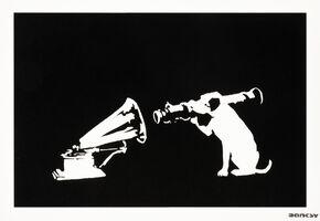 Banksy, 'HMV', 2003