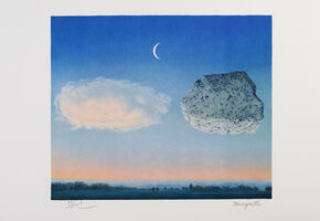 René Magritte, 'La Bataille de l'Argonne (The Battle of the Argonne)', 2010