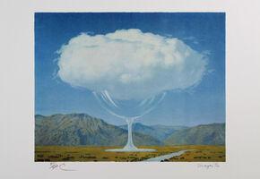 René Magritte, 'La Corde Sensible (Heartstring)', 2010