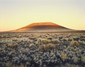 Roden Crater dawn