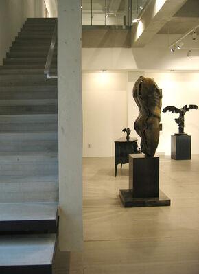 Arman, installation view