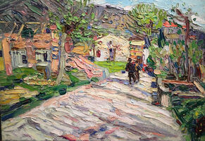 Wassily Kandinsky 104 Artworks Bio Shows On Artsy
