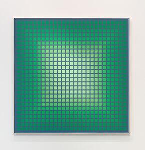 Julian Stanczak, 'College Green', 1987