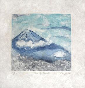 Sarah Brayer, 'Sea of Clouds', 2012