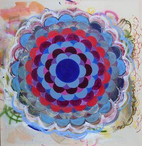 Edward Granger, 'Flower of Life', 2018