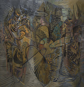 Wolfgang Paalen, 'Les Cosmogones', 1944