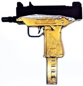 Imbue, 'Sugar Tax Uzi', ca. 2020