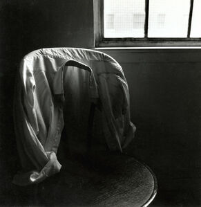 Eva Rubinstein, 'Shirt on a Chair, New York', 1974