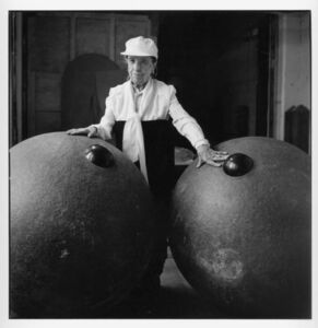 Jean-François Jaussaud, 'Louise Bourgeois, Brooklyn, 1995  Nos Amis Photographic Print', France-1995