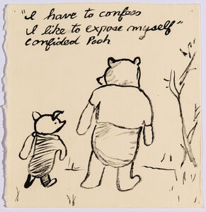 Karen Finley, 'I have to confess...', 1998
