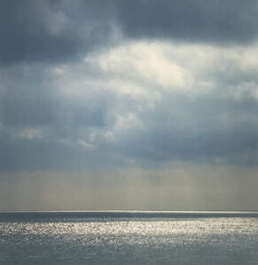 Thomas Hager, 'Light Play with Clouds and Water', 2019