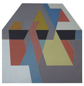 Alberto Garcia-Alvarez, 'Centennial', 1972