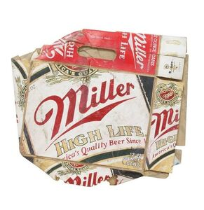 Tom Pfannerstill, 'Miller High Life, Trompe L'Oeil Hyperrealism Decay Art', Late 20th Century