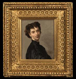 Giovanni Boldini, 'Ritratto di Giovane Signora', 1863-1865