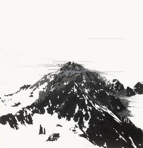Brigitte Waldach, 'Black Mountain', 2019
