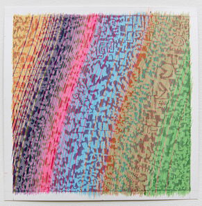 Butt Johnson, 'Study for Reminiscence Bump', 2015