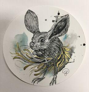 Giulia Ronchetti, 'Feathered Mouse', 2018