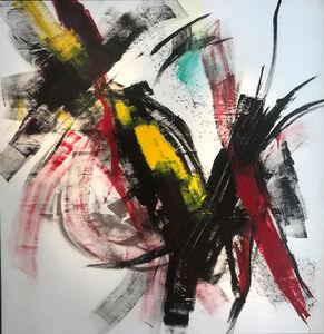 Jean Miotte, 'Composition', 1988