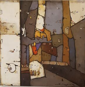 Bruno Widmann, 'La Duda', 2000-2017
