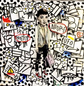 Flore x The Producer BDB, 'Audrey Hepburn', 2015