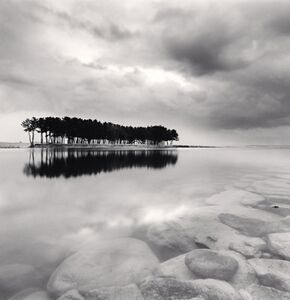 Michael Kenna, 'Pine Trees, Study 3, Wolcheon, Gangwondo', 2011