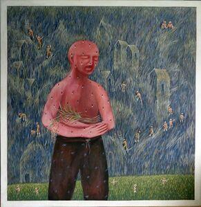 Irwan Guntarto, 'Maerhenism-Farmer Struggle', 2017