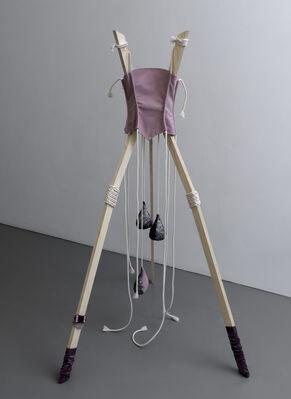 Mercedes Azpilicueta - The Captive, installation view