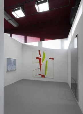 Simon Lee Gallery at Art Basel 2016, installation view