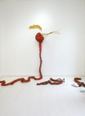Mother, Consumed, installation view