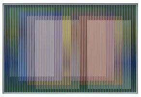 Carlos Cruz-Diez, 'Physichromie Panam 293', 2018