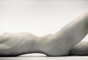 Irving Penn, 'Nude'