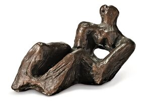 Henry Moore, 'Reclining Figure', 1936/37