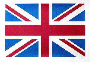 Peter Blake, 'Union Flag (Small)', 2016