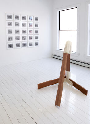 Kate Greene and Bill Albertini: Exceptional Objects, installation view
