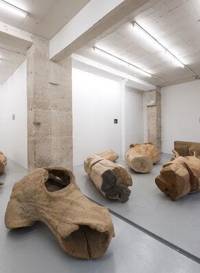 Miriam Cahn, 'Schlachtfeld/Alterswerk', installation view