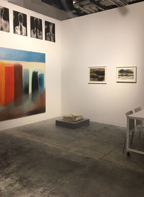 Galerie Jocelyn Wolff at Art Basel in Miami Beach 2016, installation view