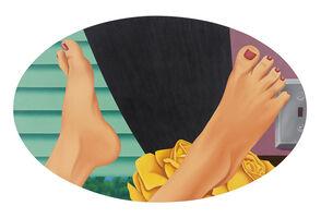 Tom Wesselmann, 'Bedroom Painting #21', 1969-1975