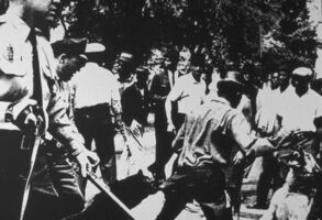 Andy Warhol, 'Birmingham Race Riot', 1964