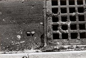 Walker Evans, 'New York City Gutter', 1962