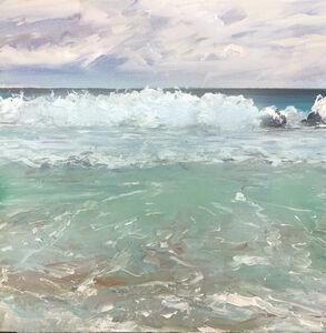 Rebecca Perehudoff, 'Wave No. 2', 2018