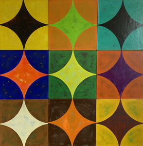 """Bradley Narduzzi, '""""Absence of Circle and Square #1""""', 2019"""