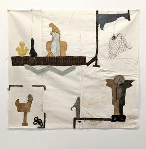 Fanny Allié, 'Hanging Net', 2018