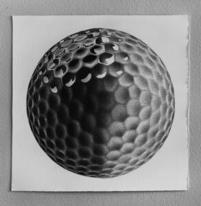 Julia Koceva, 'Golf Ball', 2017