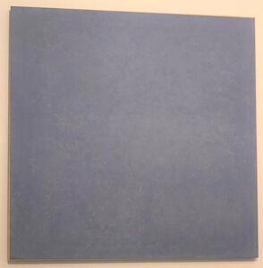 Ettore Spalletti, 'Girandola, eco rosso azzurro', 2006