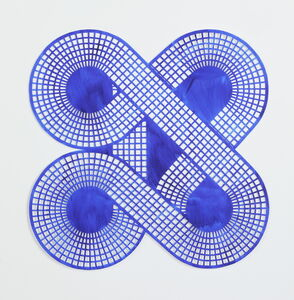 Leigh Suggs, 'Round and Round I', 2020