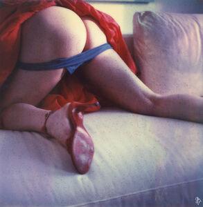 Carmen de Vos, 'Just in Case, 21st Century, Contemporary, Polaroid, Nude Photography, Color', 2007/ 2018