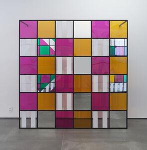 Daniel Buren, 'Photo-souvenir: Colors, light, projection, shadows, transparency: works in situ 6', 2015