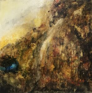 Shyama Nadimpalli, 'Serenity in the Mountains- The Lake', 2019
